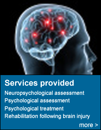 Services provided by experienced Consultant Clinical Neuropsychologist Dr Steven Kemp, who works with law firms and the legal profession in Leeds, Bradford, other parts of Yorkshire and London